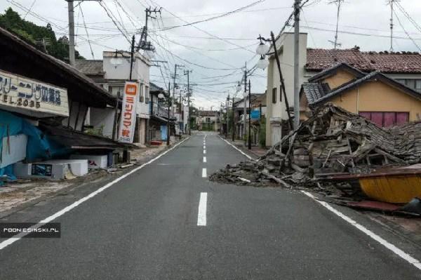Abandonada-Ciudad-De-Fukushima